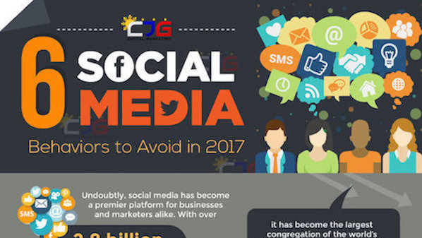 Seis errores habituales de las empresas en las redes sociales
